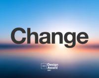 OfG Design Award 2021: Change