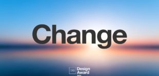 OfG Design Award 2021: Change
