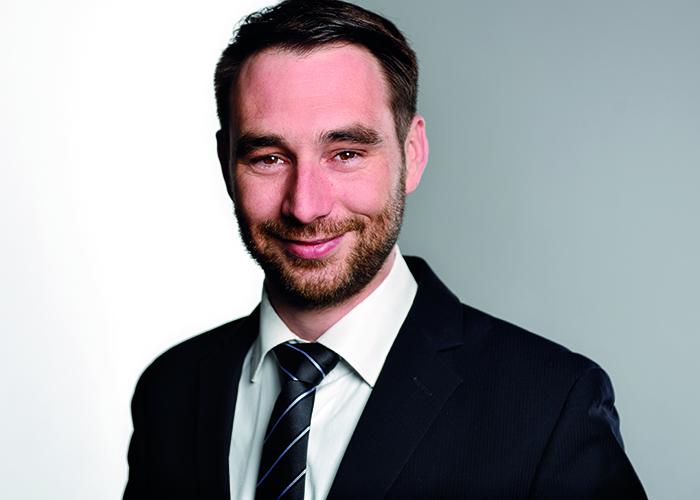 Christian Sindt, Immobilienfachwirt (IHK) und Ausbildungsleiter bei OTTO STÖBEN