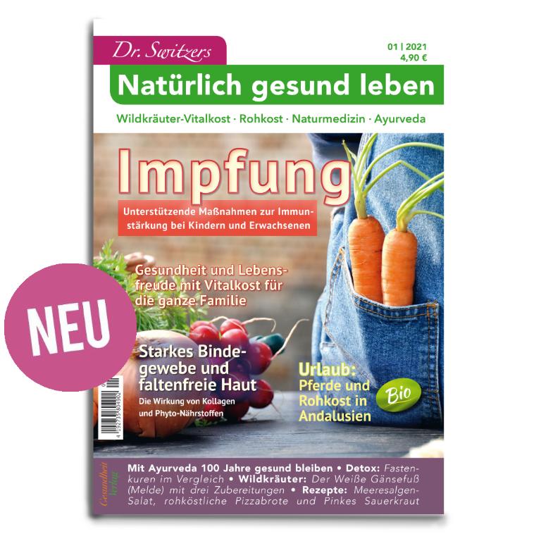 Dr. Switzers Natürlich gesund leben - Magazin 06 - Frühling/Sommer