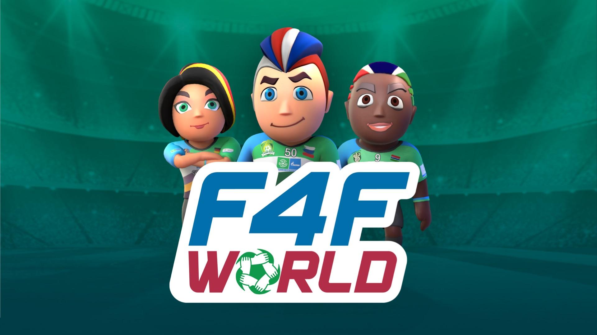 """Bereits zum 2. Mal findet die internationale """"Football for Friendship eWorld Championship"""" statt."""