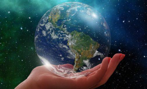 Mit Earth-Domains liegen Sie am Earth Day richtig…