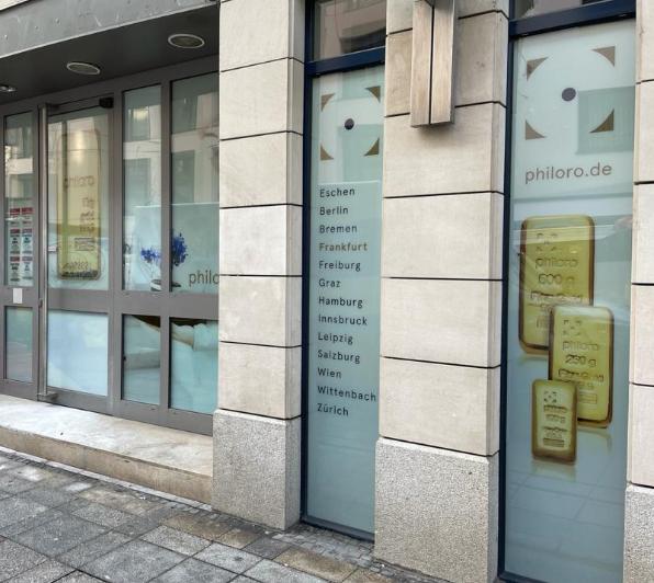 Die Zeichen sind gesetzt: philoro eröffnet demnächst in Frankfurt