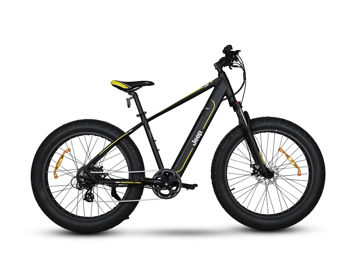 Jeep Mountain FAT E-Bikes MHFR 7100