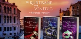 Pressemitteilung: Venedig – 2021 eine Stadt der Stille – wie schon 1575 zu Veronica Francos Zeiten?