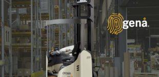 Innovative ESR 1000 Schubmaststapler-Serie von Crown mit dem GOOD DESIGN Award prämiert