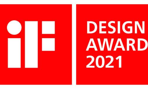 Poly Studio P15 mit dem iF DESIGN AWARD ausgezeichnet