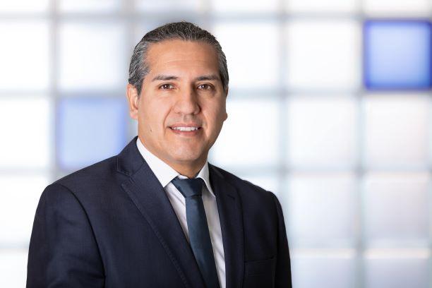 Mauricio López ist seit 1. April 2021 Head of Business Development & International Sales