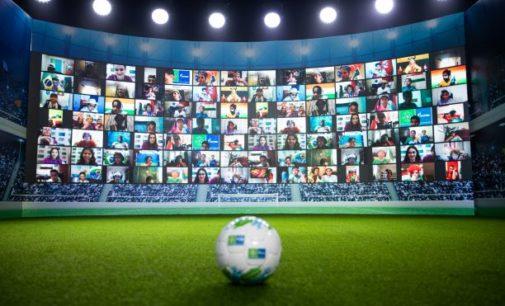 Gazprom-Projekt Football for Friendship 2021: Junge Teilnehmer aus 211 Ländern und Regionen jagen nach dem dritten GUINNESS WORLD RECORDS™-Titel