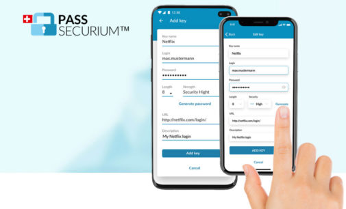 PassSecurium™ 2.0: Optimierter Passwortmanager