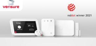 Verisure und Arlo gewinnen sechs Red Dot Design Awards