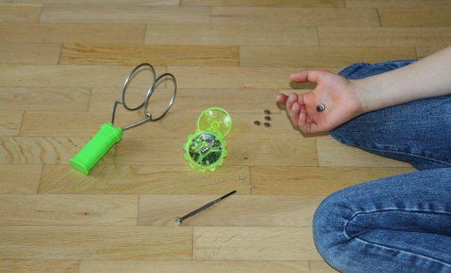 Knopfbatterien sind ein großes Risiko für kleine Kinder