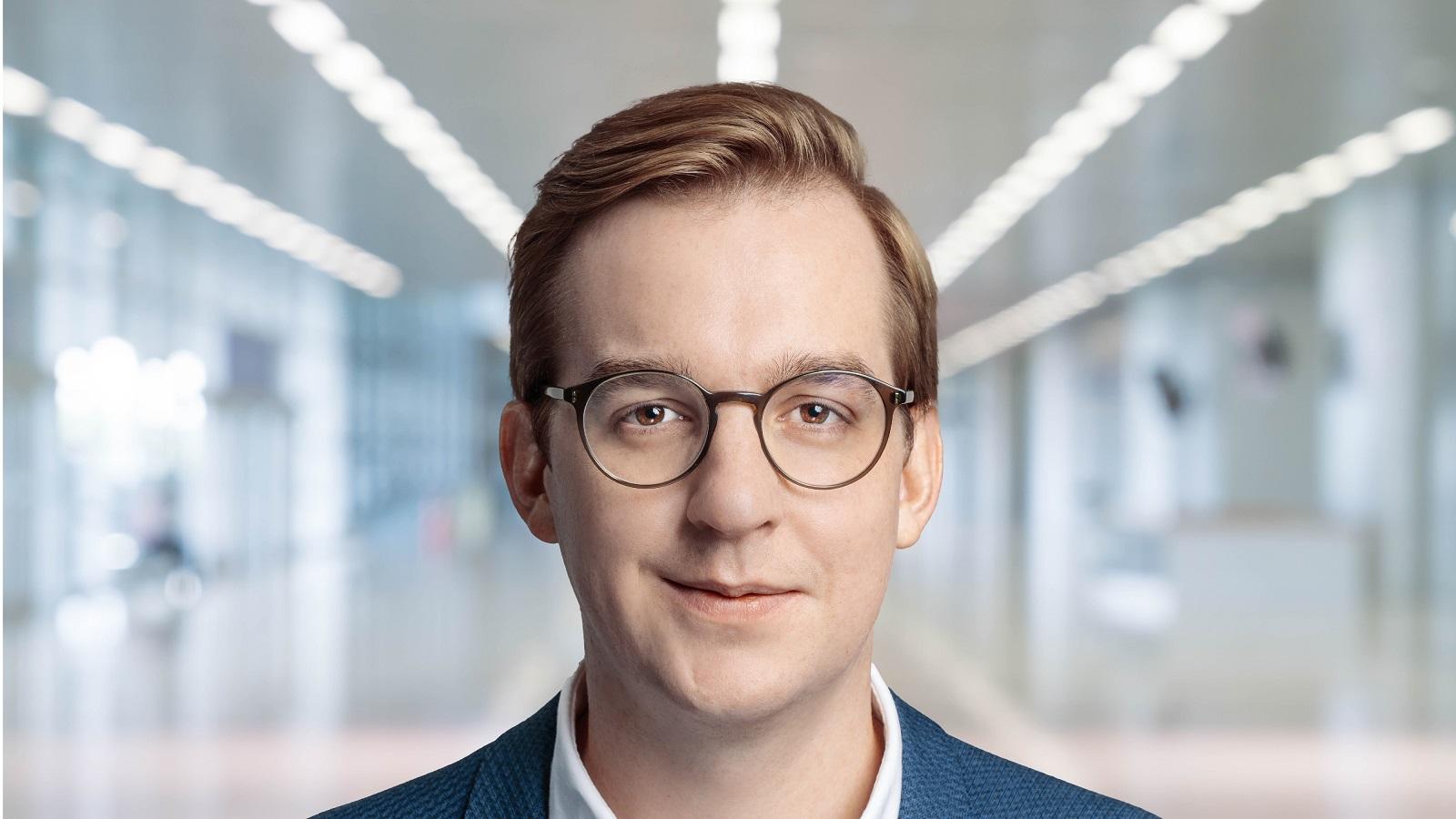 Marian Gerster: Neuer Director bei Saxenhammer & Co.
