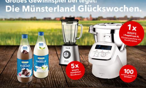 Die Münsterland Glückswochen bei tegut.