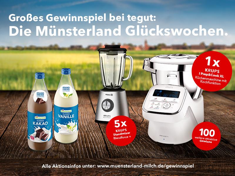 Bild 1 Die Münsterland Glückswochen