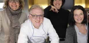 """Gelungene Präsentation der neuen FSGG-Marke """"S*CHEFs Culinary System"""" – Messeexpertinnen informierten sich vor Ort"""