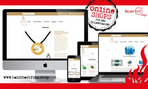 Onlinegeschäft ist für kleine Läden überlebenswichtig