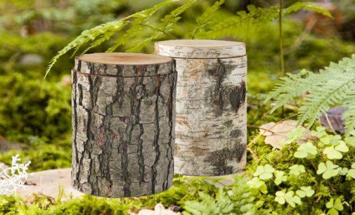 Natur-Urnen – ganz neu bei ANUBIS-Tierbestattungen