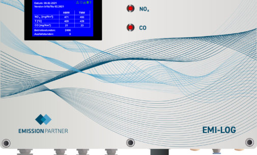 EMI-LOG – Kontinuierliche NOx-Überwachung