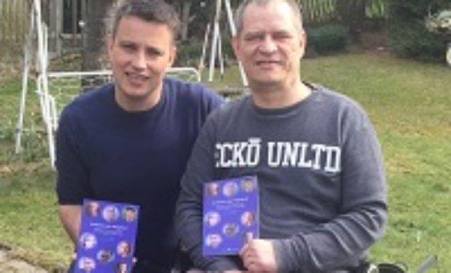 """""""Anstarren oder Wegsehen?"""" – das Buch. Erfahrungen im Alltag und Tipps von und mit Menschen mit Handicap."""