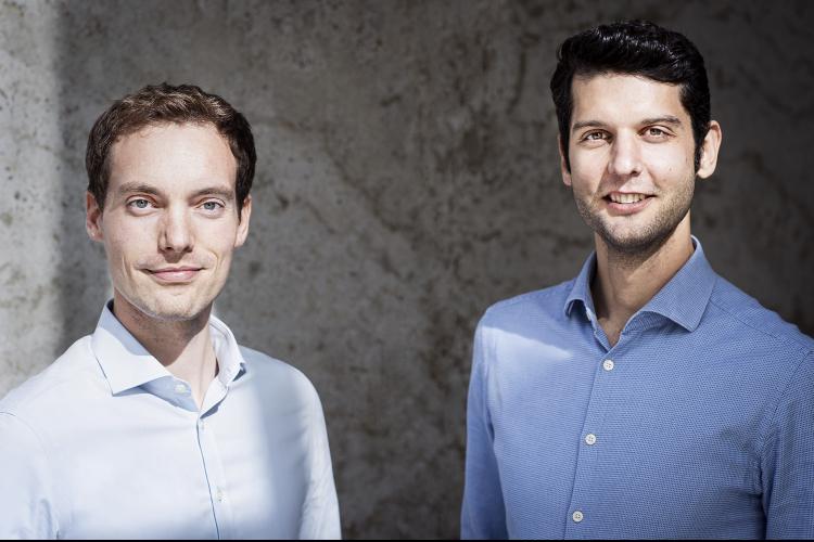Casana-Gründerteam (v.l.n.r.):  Enrico Karnstädt & Gábor Darvasi