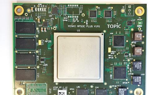 """TOPIC begrüßt ARIES Embedded als Distributor für """"Miami"""" System-on-Modules in DACH"""