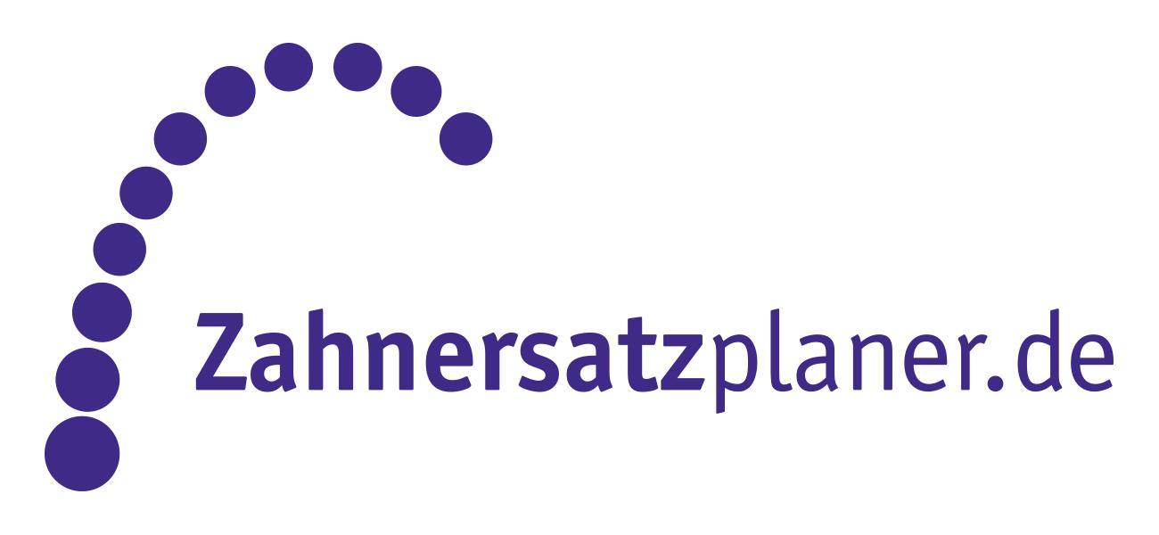 Logo des Zahnersatzplaners. Weiteres Bildmaterial finden Sie auf zahnersatzplaner.de/presse