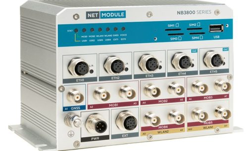 Erste 5G-Router und Antennen von NetModule