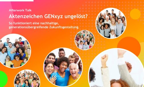 JOINT GENERATIONS engagiert sich bei Zukunftsarena