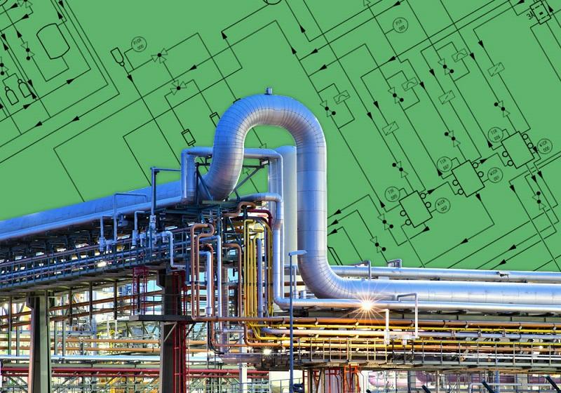 Intelligente Anlagenbau und Rohrleitungsplanung mit M4 PLANT