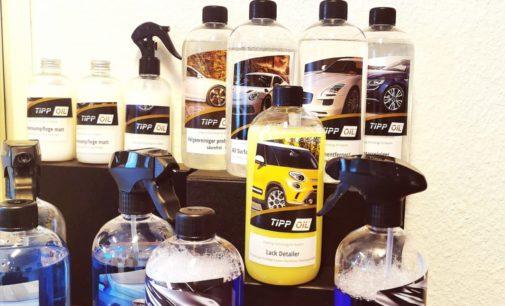 Tipp Oil neue Pflege Produktserie auf dem Markt