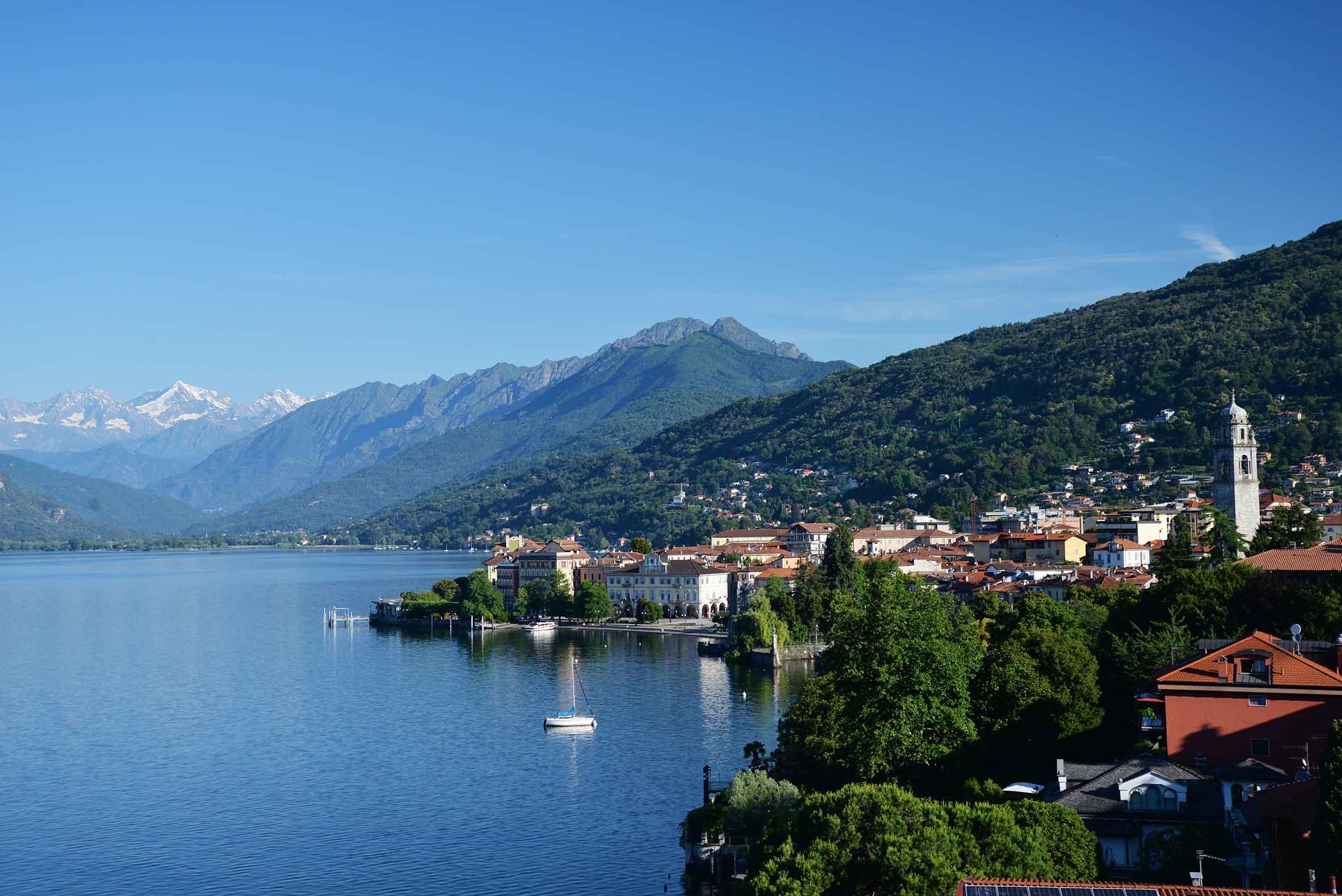 Verbania Pallanza, Lago Maggiore