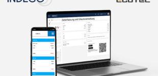 INDEGO erweitert Plattformlösung um digitale Zeiterfassung und Urlaubsverwaltung