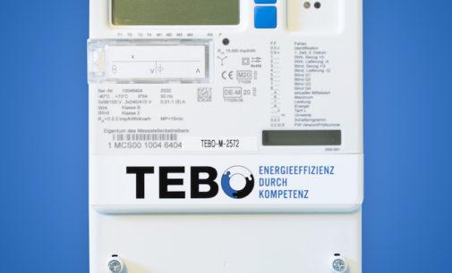 TEBO hält durch Einsatz intelligenter Mess-Methoden Energieeinsparungen von bis zu 25 % für möglich.