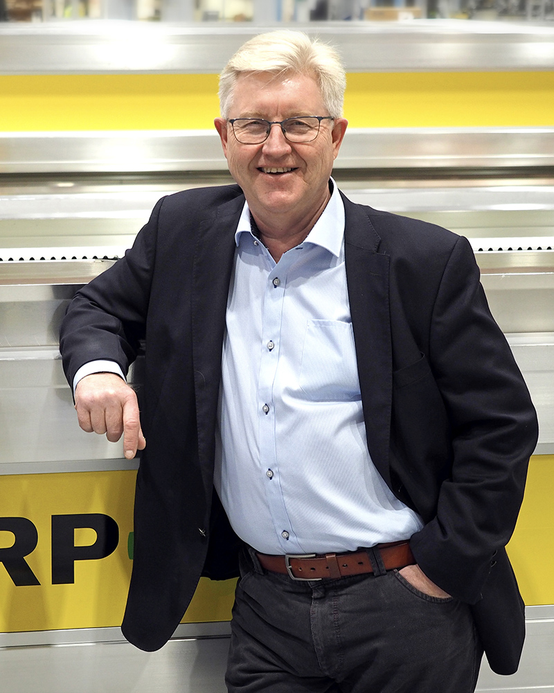 Cimcorp-CEO Tero Peltomäki