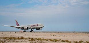 Qatar Airways fliegt kostenlos lebenswichtige medizinische Hilfsgüter nach Indien
