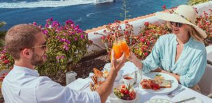 Den Stress hinter sich lassen im Hotel Jardín Tecina