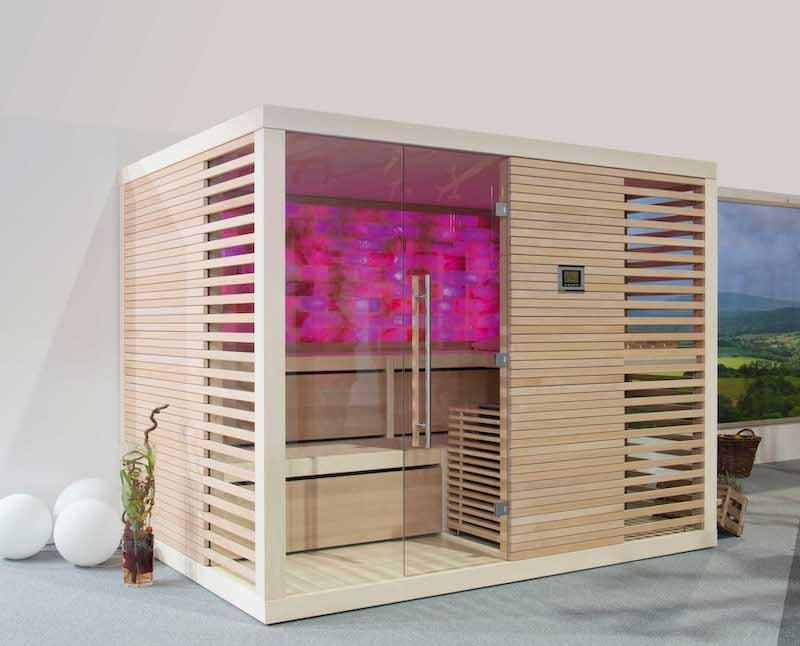 Saunalux Ultraline Sauna
