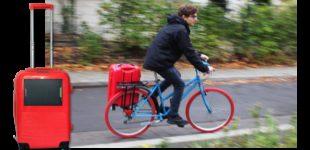 Gepäcktransport auf dem Fahrrad: einfach wie noch nie!