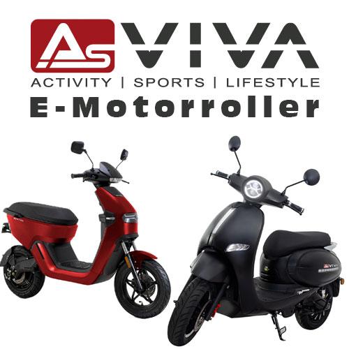 AsVIVA E-Motoroller
