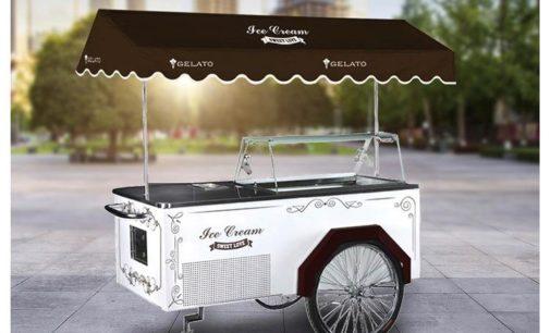 Eisfahrrad oder Eiswagen – der Trend geht zum TO GO – Eis
