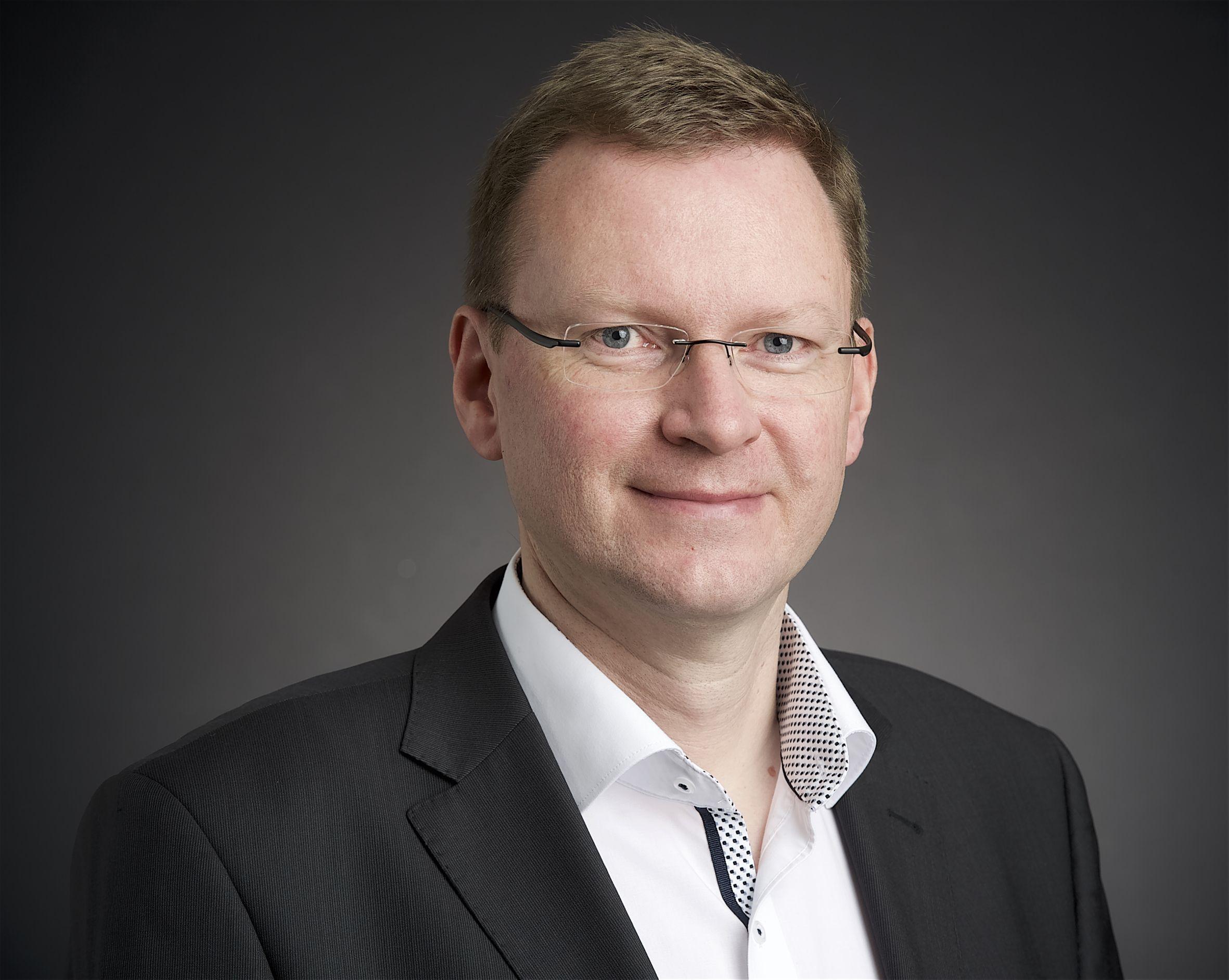 DocuWare Geschäftsführer Dr. Michael Berger