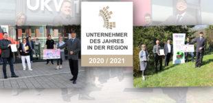Unternehmer des Jahres in der Region Reutlingen 2021