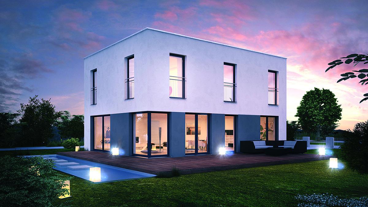 Die neuen Icon-Häuser sind ihrer Zeit voraus und erfüllen jetzt schon die neuen Energieeffizienz-Standards.