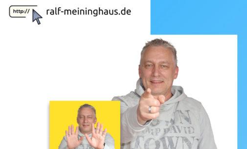Ralf Meininghaus – Coach für Selbstbewusstsein und Mobbing
