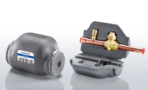 Kälte-Isolierung für Danfoss GBC Kugelabsperrventile