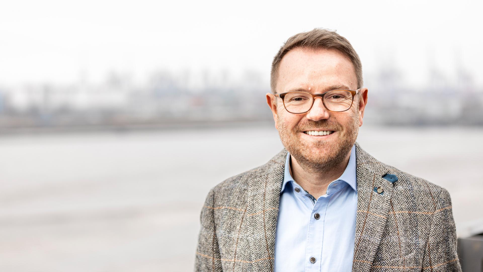 Christian Roth ist Lotse, Leuchtturm und Guide, um Organisationen Richtung Zukunft zu führen