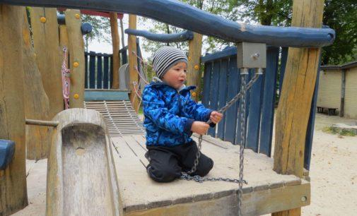 Zum Schutz der Kids: Feste Regeln auf dem Spielplatz