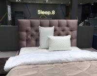 Sleep.8 eröffnet Flagship Store im ALEXA