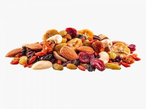 Gesunde Nüsse von fruiton